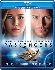 Passengers (Blu-ray 3D + Blu-ray) (2-Disc) (Region Free) (Fully Packaged Import)
