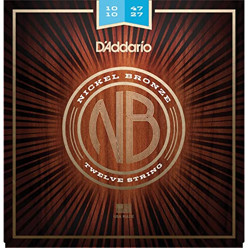 "d'Addario NB1047-12 Nb1047Â.€""Â.12Â.€""Â.10Â.€""Â.47Â.€""Â"