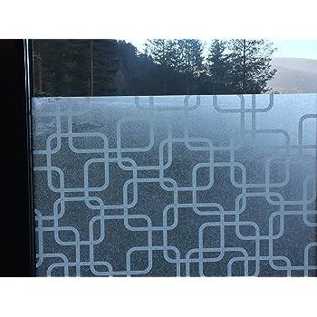 Milchglasfolie Sichtschutzfolie Dekofolie Dekorfolie Dekor Folie selbstklebend