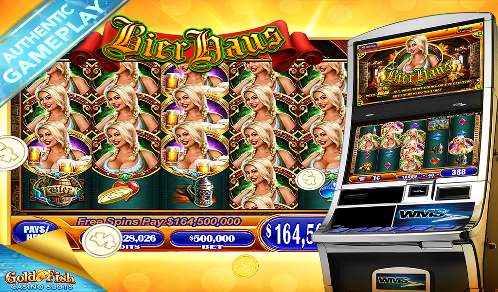 Gold fish casino slots hd appstore for for Gold fish casino promo codes