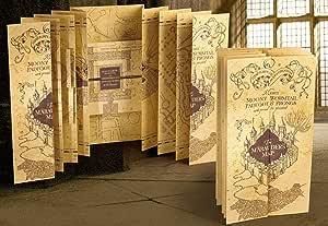 Noble Collection- Harry_Potter Carte du maraudeur, NN7888, Multicore
