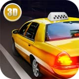 Legendary American Crown Car Taxi Driver Simulation Game For Boys And Girls