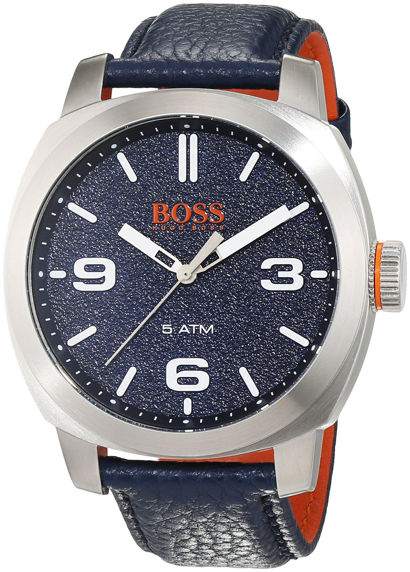 d5f33e2d0b33 Hugo Boss Orange - Reloj de pulsera para hombre - 1513410