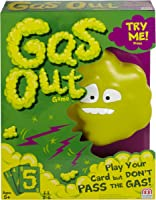 Gas Out - Kutu Oyunu (Mattel Dhw40)
