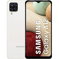 Samsung Galaxy A12 Smartphone White 64GB A125F Dual-SIM Android 10.0
