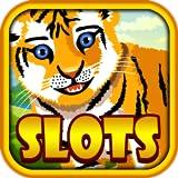 Slots - Wild Tiger Casino Slot Machine! Tirada gratuita Las Vegas y ganar Jackpot
