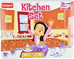 Funskool Kitchen Sets