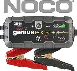 NOCO Genius Boost Plus 1.000A ultra-sicheres 12V-Lithium-Starthilfegerät