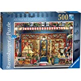 Ravensburger 16407 Antiques & Curiosities 500 piece Jigsaw Puzzle for Adults & for Kids Age 10 and Up