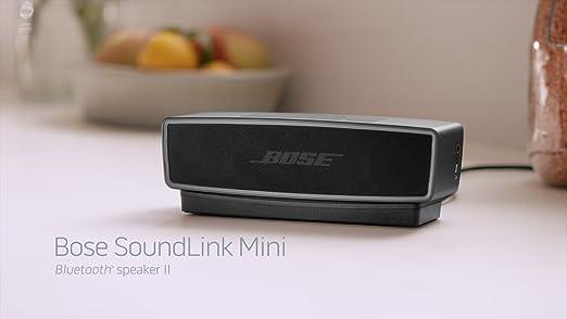 bose bluetooth speakers amazon. bose soundlink mini ii bluetooth speaker limited: amazon.in: electronics speakers amazon