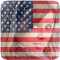 USA Flag Profile Picture