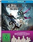 Kingsglaive: Final Fantasy XV (2 Discs - Steelbook) [Blu-ray] [Limited Edition]