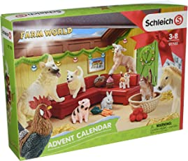 Schleich 97700 - Adventskalender Farm World 2018
