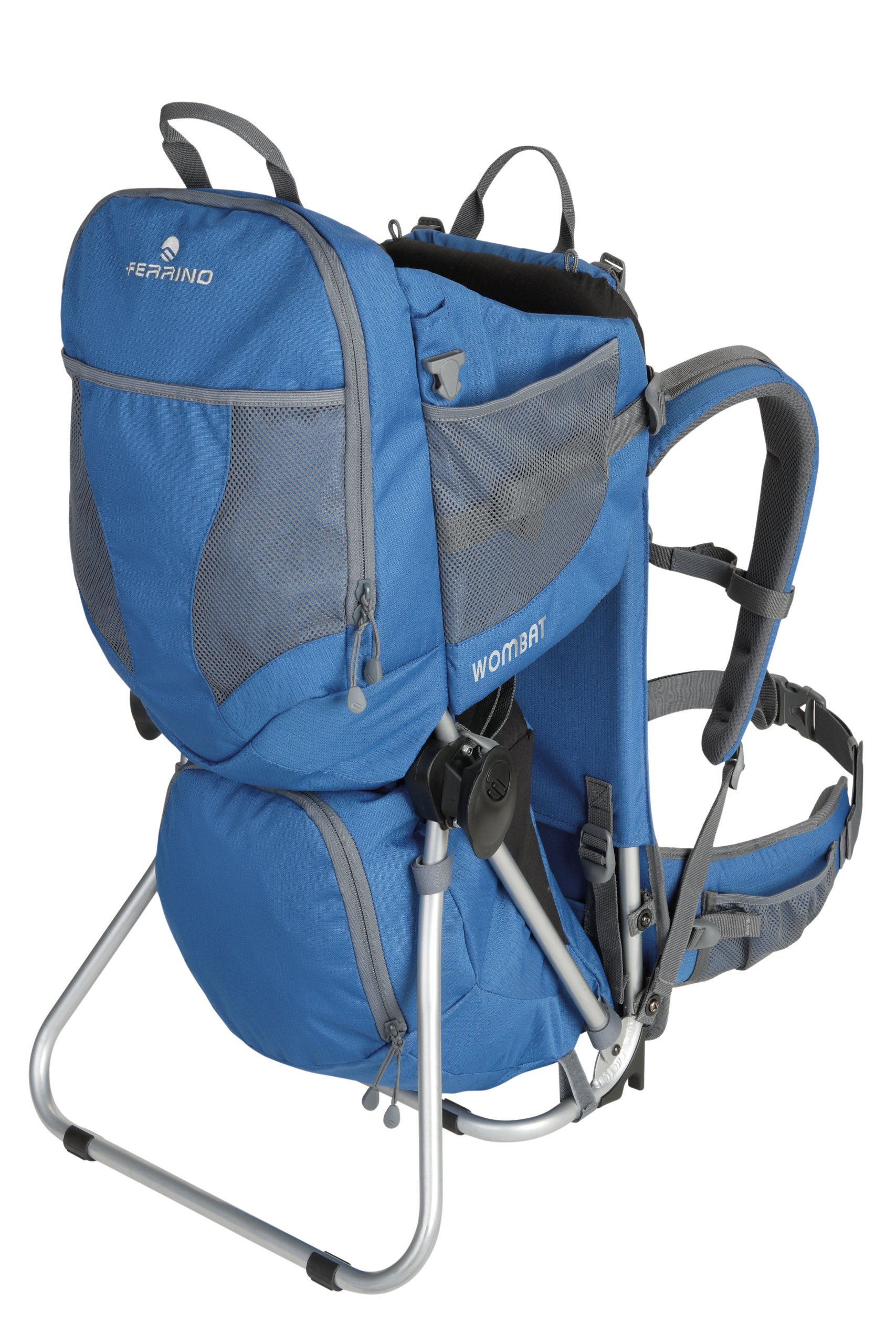 Ferrino Wombat Baby-Carrying Backpacks, Blue  Ferrino