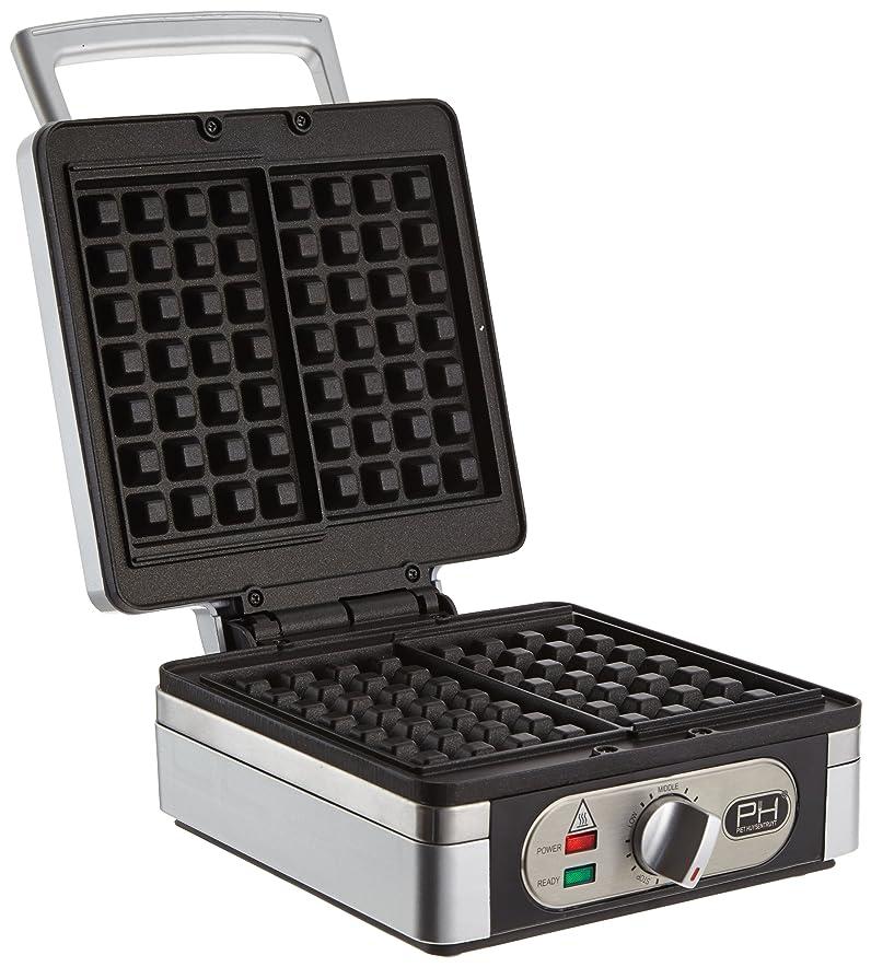 Domo DO-9047W Gaufrier Semi-Professionnel 1400 W: Amazon.fr ...