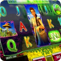 Wonderful Wizard of Oz - Slot Machine