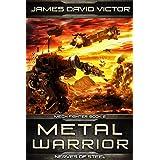 Metal Warrior: Nerves of Steel (Mech Fighter Book 2)