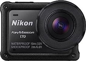 Nikon KeyMission 170 Caméra d'action, Noir