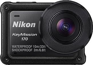 Nikon KeyMission 170 schwarz