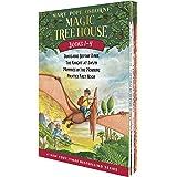 Magic Tree House - Vol. 1-4 (Magic Tree House (R))