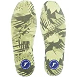 Footprint Kingfoam 3mm Flat Insoles Green Camo