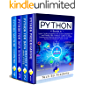 PYTHON: Learn Coding Programs with Python Programming and Master Data Analysis & Analytics, Data Science and Machine Learning with the Complete Crash Course for Beginners - 4 Books in 1