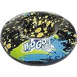 Bestway H2OGO! Snow Frostblitz 99x99x35 cm, aufblasbarer Schlitten im leichten & platzsparenden Design