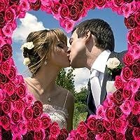 Hochzeits-Foto-Rahmen