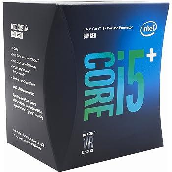 Intel i5-8400 - Procesador (hasta 4.00 GHz, 14 NM, 9 MB