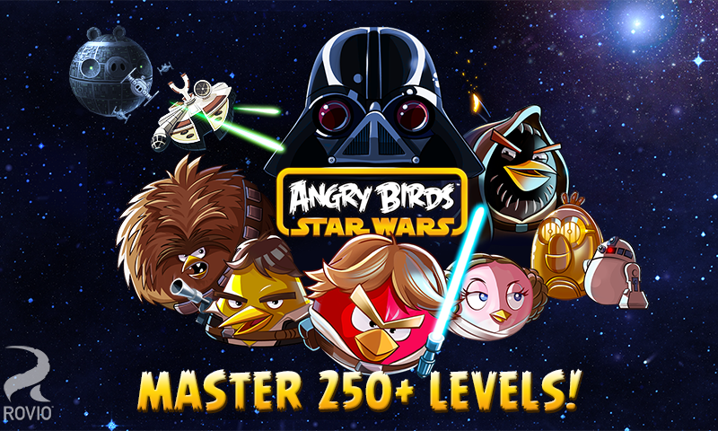 Image of Angry Birds Star Wars Free