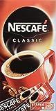 NESCAFÉ Classic, erlesener Instant-Bohnenkaffee, lösliche Kaffee-Sticks, koffeinhaltig, vollmundig & aromatisch, 5er Pack (à 10 x 2 g )