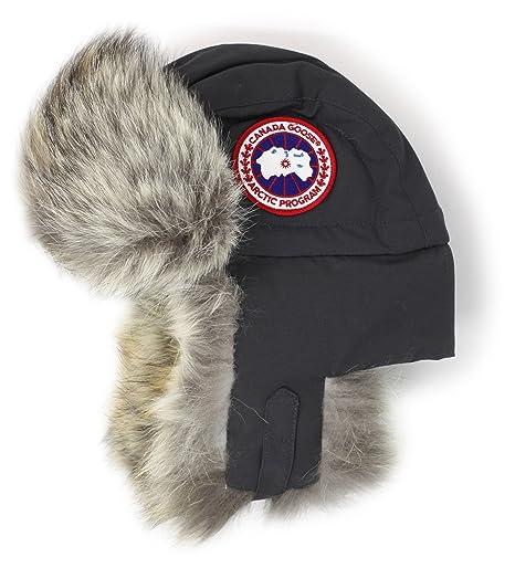 Canada Goose' Men's Aviator Hat - Black - Size Small/Medium