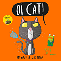 Oi Cat! Audiobook (Oi Frog and Friends)