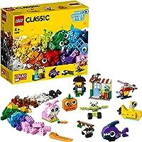 LEGO Classic Bricks and Eyes Building Blocks for Kids (451 Pcs)11003