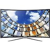 Samsung M6399 123 cm (49 Zoll) Curved Fernseher (Full HD, Triple Tuner, Smart TV)
