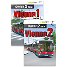OMSI 2 Add-On Vienna 1 & 2 Bundle [Code Jeu PC - Steam]