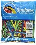 Qualatex 45195260qtropical AST 100CT à Modeler Torsion Ballons