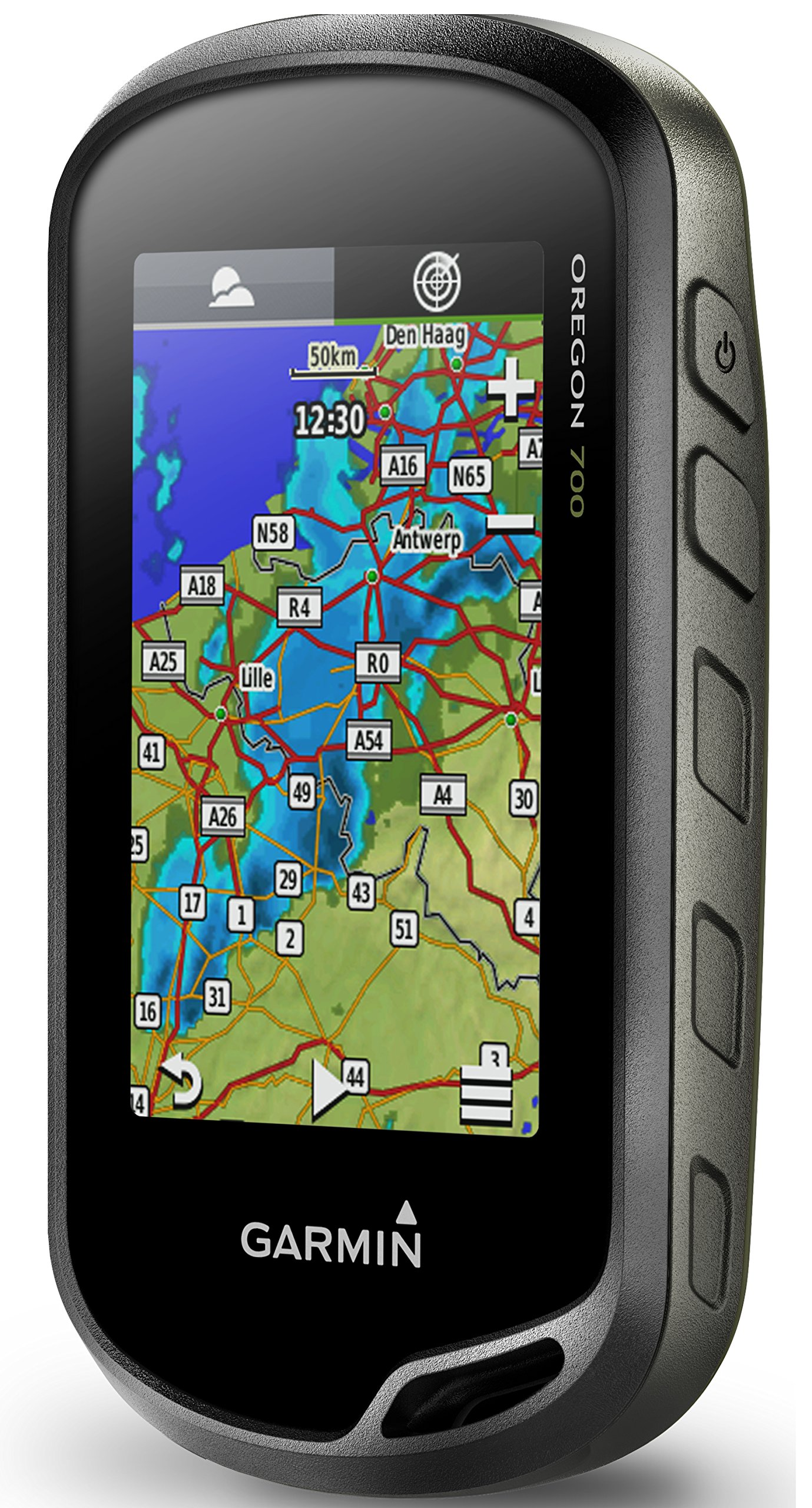 Garmin Oregon 700 Handheld GPS Navigation System 2