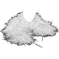 Tibet Lammfell Schal Boa Stola (100% Tibetlammfell Qualität)