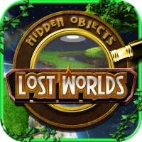 Hidden Objects Lost Worlds