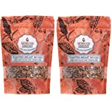Monsoon Harvest Toasted Millet Muesli, Dark Chocolate and Orange Peel (500 g) - Pack of 2 x 250 g