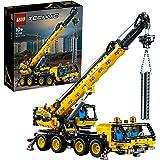 LEGO Technic GruMobile Giocattolo,Set da Costruzione di Veicoli per l'Edilizia, 42108