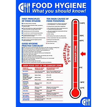 Food Hygiene Poster A4 297mm X 210mm What You Need To Know