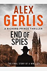 End of Spies (The Richard Prince Thrillers Book 4) Kindle Edition