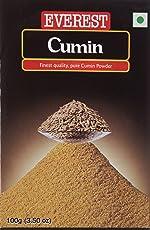 Everest Cumin Powder, Carton, 100g