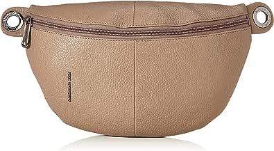 Mandarina Duck Damen Mellow Leather Bum Bag/Nero Umhängetasche, 0.01x0.01x0.01 Centimeters (W x H x L)