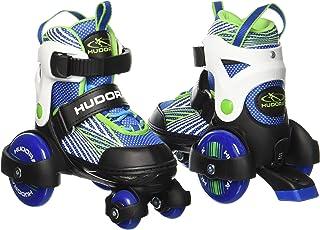 HUDORA Rollschuhe My First Quad 2.0 Boy, Gr. 26-29 - Roller-Skates Jungen - 22040