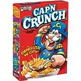 Quaker Cap'N Crunch Cereals - Grande Formato - 40 g