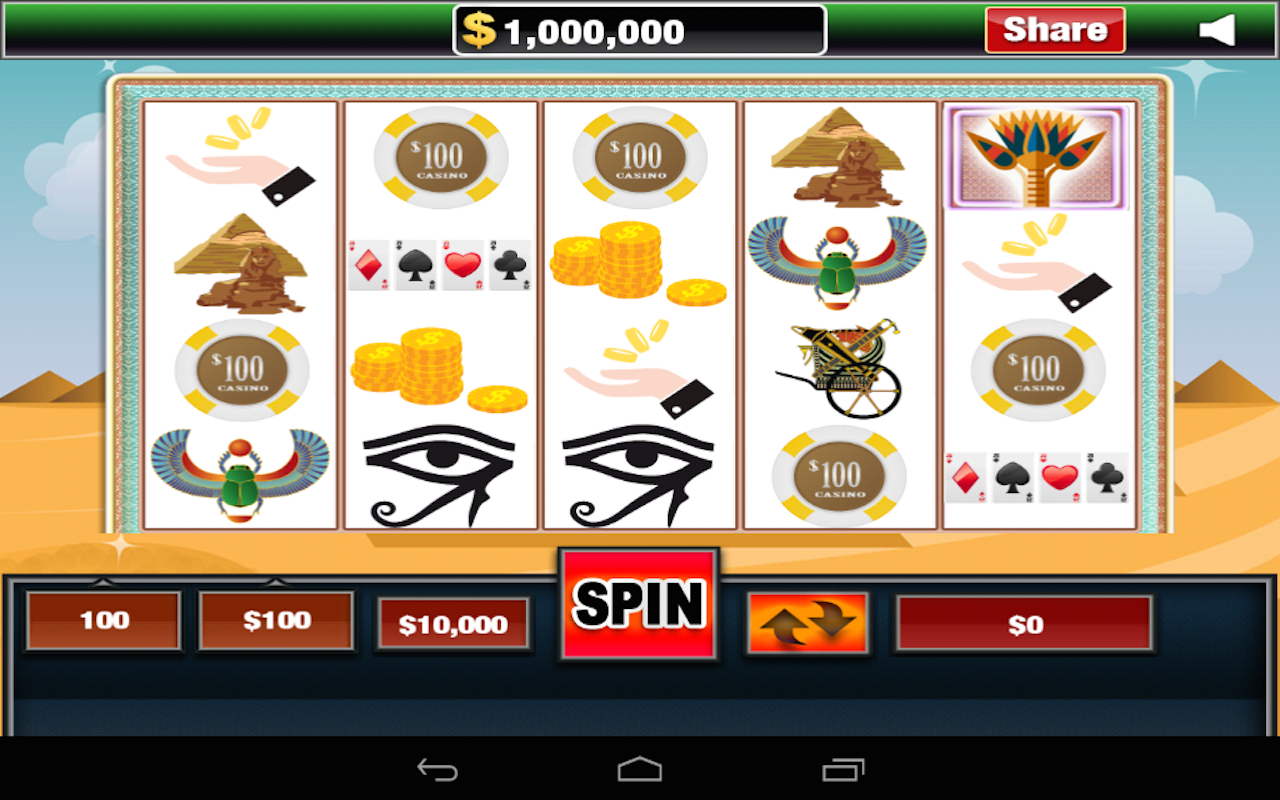 Free Slot Games For Android Tablets