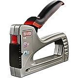Novus Handtacker J-25, kleine professionele nietmachine, metaal, onderlaadmechanisme, veiligheidsontgrendeling, voor 4-10 mm